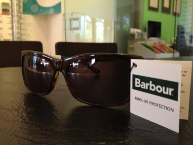 Barbour Brille